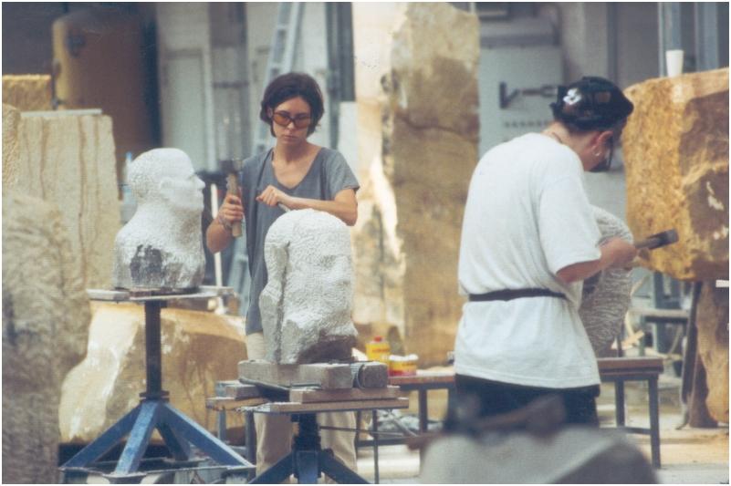 柏林艺术学院部分画室及艺术工作室